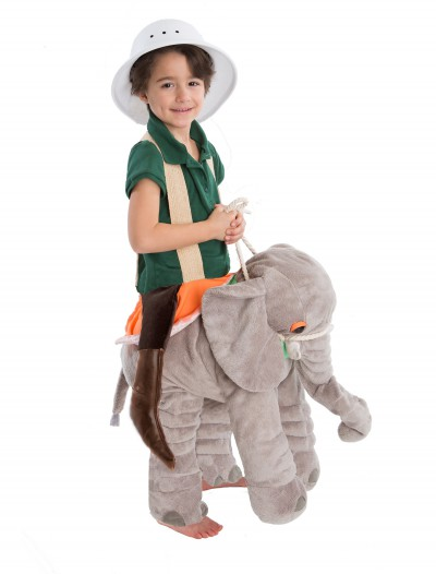 Child Ride 'Em Elephant Costume