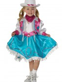 Child Rodeo Princess Costume