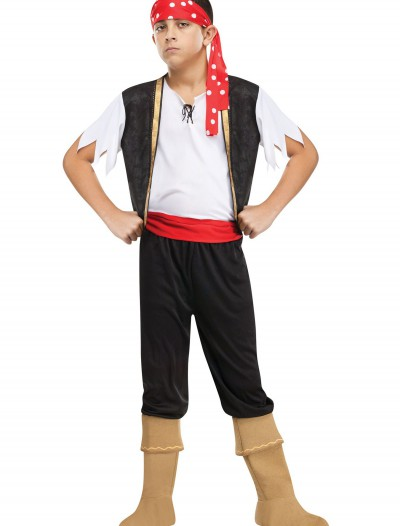 Child Ship Ahoy Pirate Costume