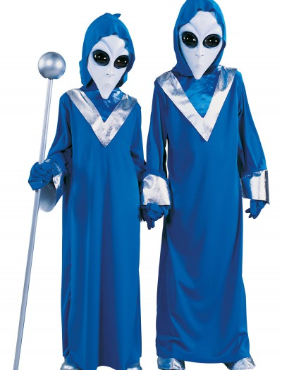 Child Space Alien Costume
