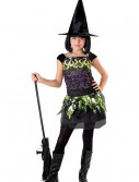 Child Spellcaster Witch Costume
