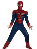 Child Spider-Man 2 Classic Muscle Costume