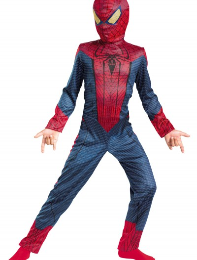 Child Spider-Man Movie Costume