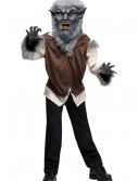 Child Wolf Man Costume