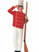 Child Wooden Soldier Costume