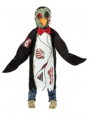 Child Zombie Penguin Costume
