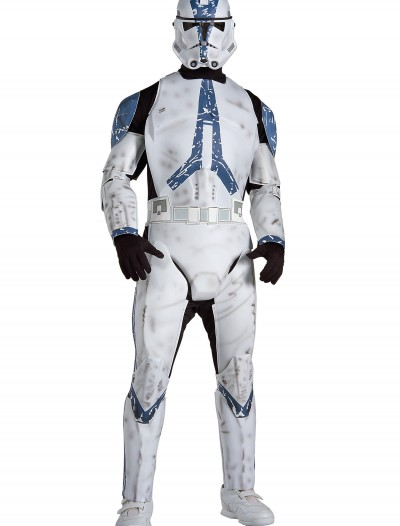 Clone Trooper Deluxe Costume