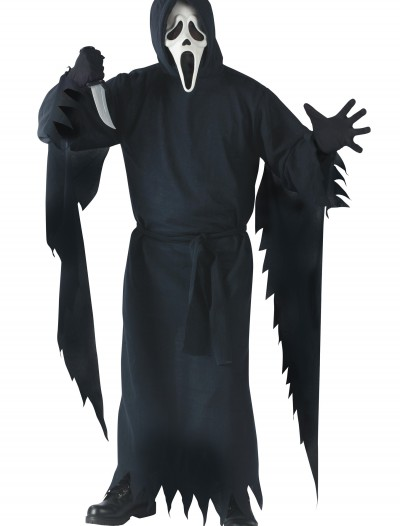 Collectors Ghost Face Scream Costume