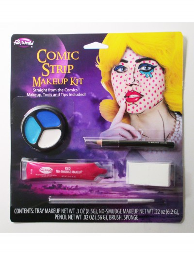 Comic Bookz Makeup