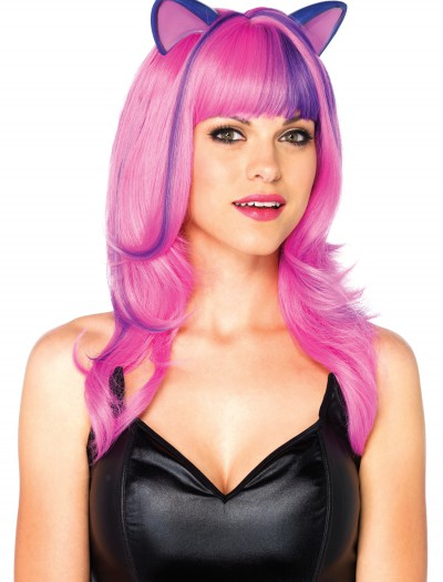 Cosmic Kitty Wig