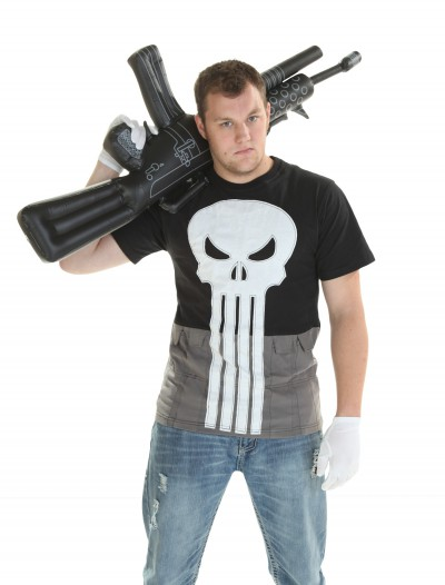 Costume Punisher T-Shirt