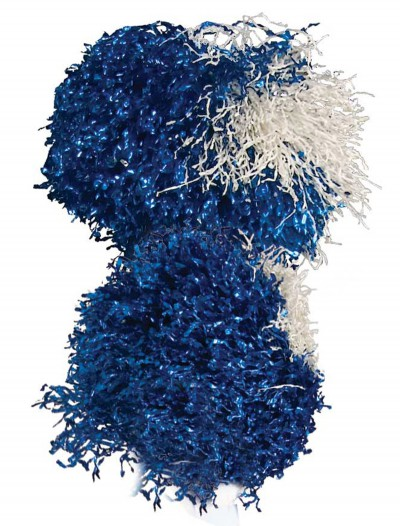 Cowboys Cheerleader Pom Poms