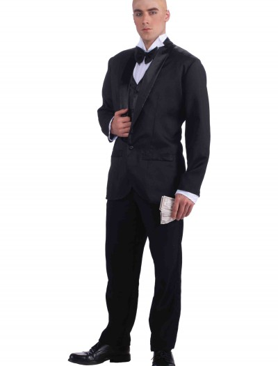 Daddy Warbucks Costume