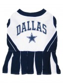 Dallas Cowboys Dog Cheerleader Outfit