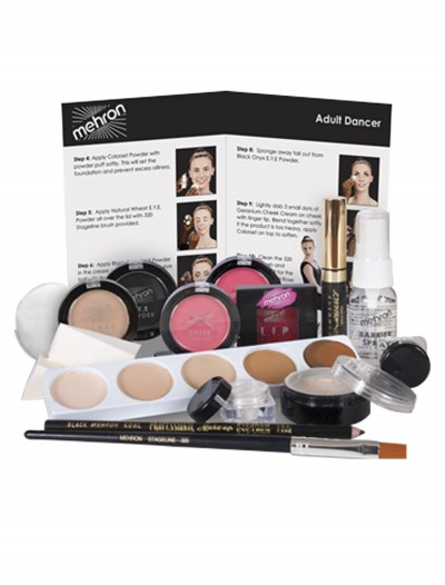 Dancers Makeup Kit