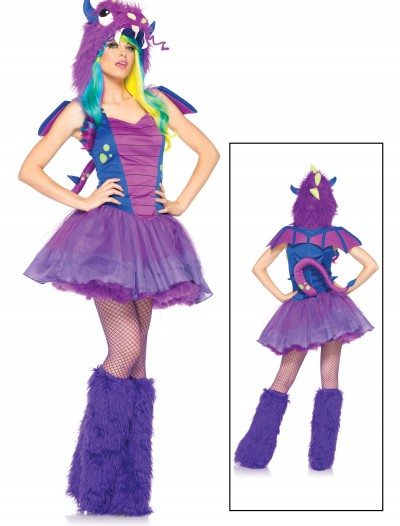 Darling Miss Dragon Costume