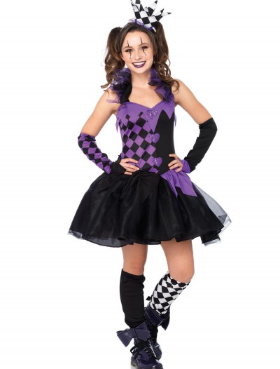 Darling Jester Teen Costume