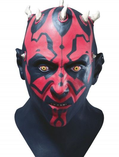 Darth Maul Deluxe Latex Mask