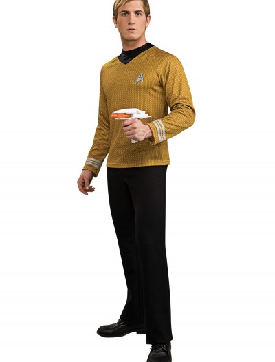 Deluxe Adult Captain Kirk Costume