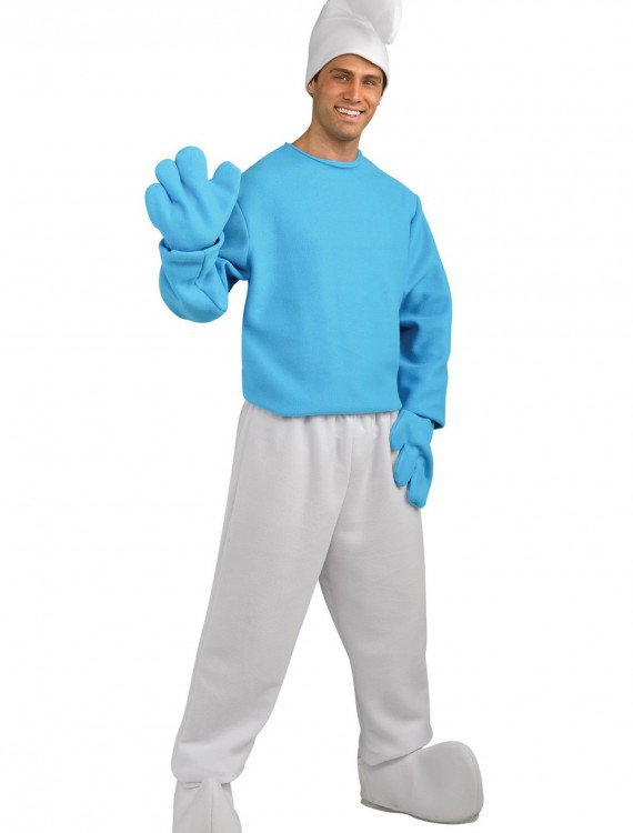 Deluxe Adult Smurf Costume