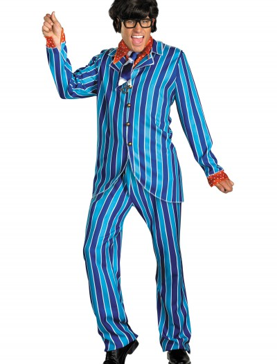 Deluxe Austin Powers Carnaby Costume