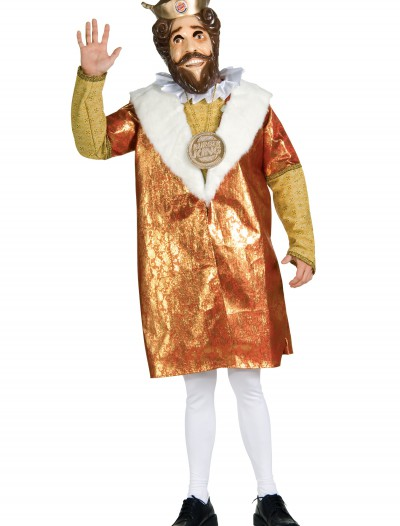 Deluxe Burger King Costume