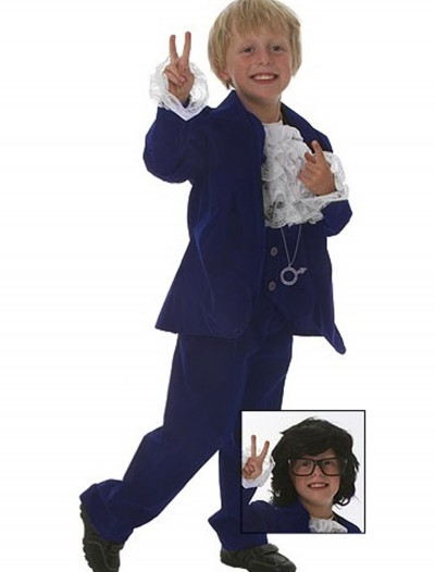 Deluxe Child 60's Swinger Costume