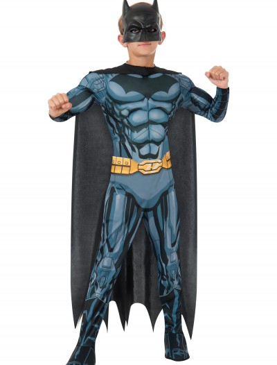 Deluxe Child Batman Costume