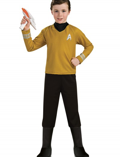 Deluxe Child Captain Kirk Costume