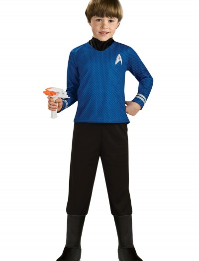 Deluxe Child Spock Costume