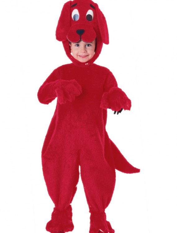 Deluxe Clifford The Big Red Dog Costume