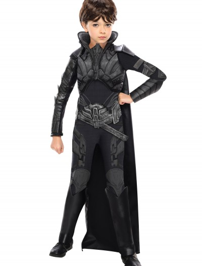 Deluxe Faora Child Costume