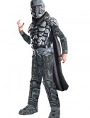 Deluxe General Zod Child Costume