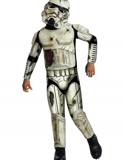 Deluxe Kids Death Trooper Costume