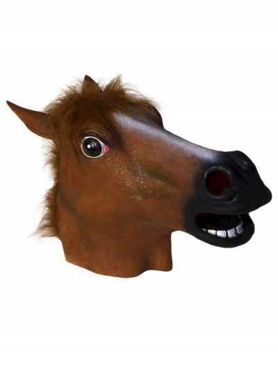 Deluxe Latex Horse Mask