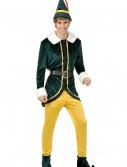 Deluxe Plus Size Elf Costume