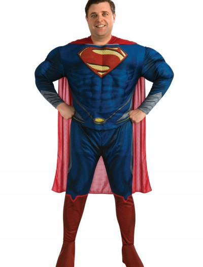 Deluxe Superman Plus Size Costume