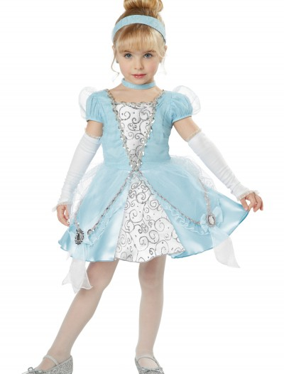 Deluxe Toddler Cinderella Costume