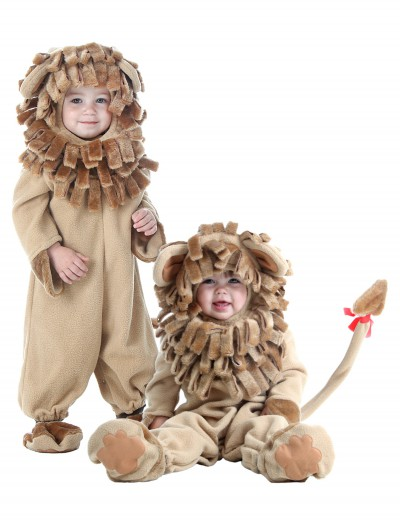 Deluxe Toddler Lion Costume
