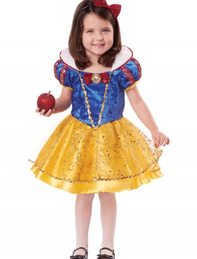 Deluxe Toddler Snow White Costume