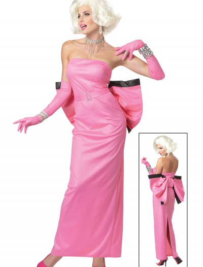 Diamonds Marilyn Monroe Costume