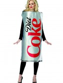 Diet Coke Can Costume