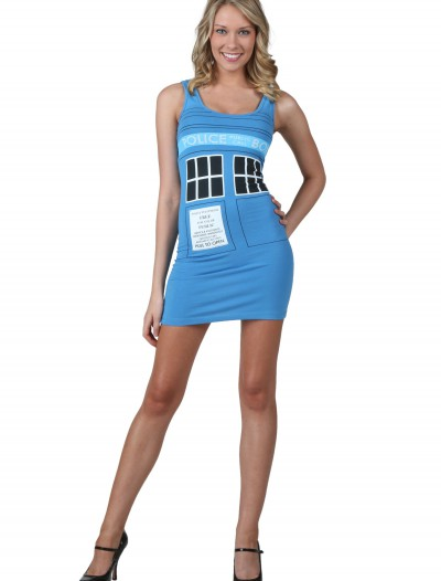 Doctor Who Police Box Tunic Tank