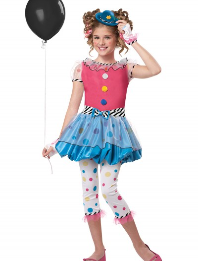Dotsy Clown Costume