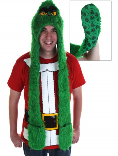 Dr Seuss Grinch Snood