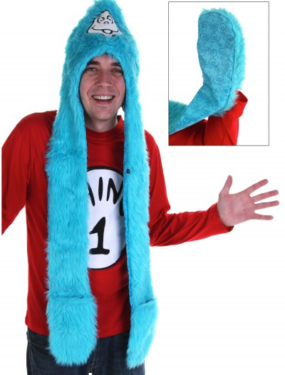 Dr Seuss Thing 1 Snood