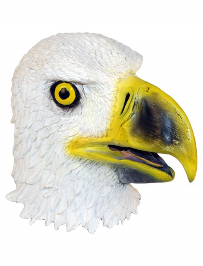 Eagle Latex Mask
