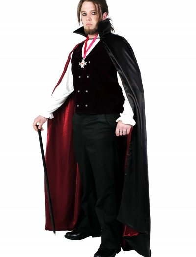 Elite Men's Gothic Vampire Costume