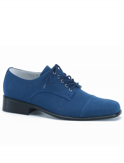 Elvis Blue Suede Shoes
