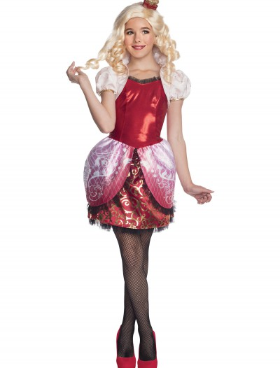 Ever After High Girls Apple White Costume